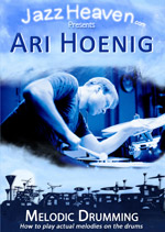 Jazz Drummer Ari Hoenig