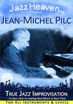 Jazz Improvisation Lesson Jean-Michel Pilc