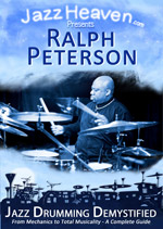 Jazz Drummer Ralph Peterson