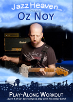 Jazz Guitar Player Oz Noy